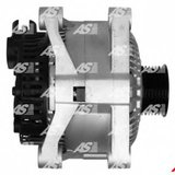 Alternator PEUGEOT 206 1.4 i / 1.6 16v / 1.9d AS-PL A3017